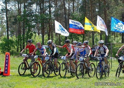 Соревнования XCO 19.06.16 на горе Качкарке (Чемпионат и первенство г. Оренбурга по велоспорту-МТВ).